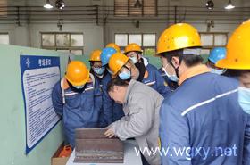 2019级焊接技术与自动化技术学生开展校外实训活动