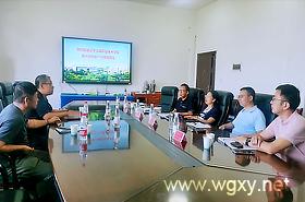 辽宁冶金职业技术学院来yabo亚博访问交流