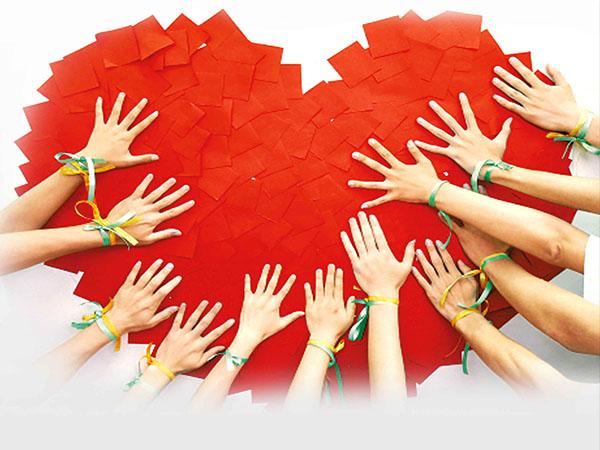 爱心捐助暖人心,同心戮力战疫情